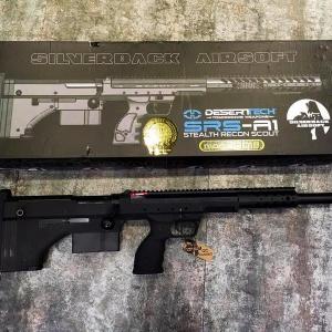 Silverback Airsoft SRS A1 最新改款 犢牛式狙擊槍 20吋 運動版 BK 黑