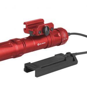 OLIGHT ODIN 奧丁 2000流明 槍燈 手電筒 附磁吸式鼠尾 紅色 OL-61