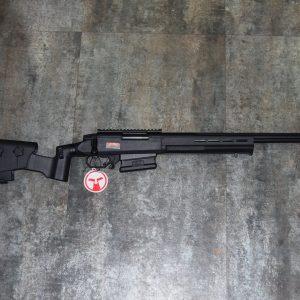 ARES AMOEBA AST-01 空氣手拉 2020年新版 戰術版狙擊槍 黑色 AS-T1-BK