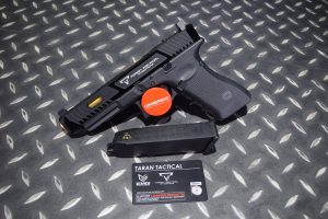 Umarex EMG TTI 雙授權 G34 Gen4 GBB 瓦斯手槍 CNC 鋁滑套 VFC 黑色
