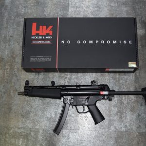 VFC UMAREX HK MP5A5 V2 GBB 三發點放 授權刻字 瓦斯槍