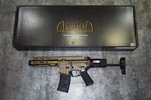 VFC AV1 M4 SI XS-TN01 AVALON CALIBUR II PDW AEG 電動槍 沙