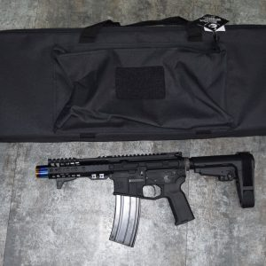 SLR GBB 成槍 SLR HELIX KEYMOD 魚骨 CNC 鋁切削授權槍身 VFC系統 附軟式槍箱