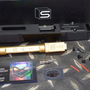 EMG 授權 SAI G17 RMR 滑套外管套組 VFC 鋁合金 CNC 金色 SAI-VFC-G17