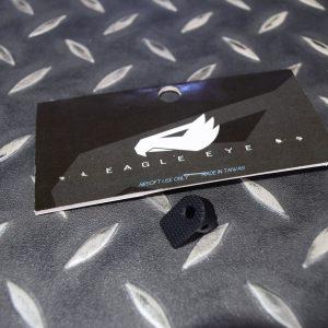 鷹眼 EAGLE EYE SCAR 系列專用 鋁合金加大彈匣釋放鈕 黑色 TGL-01-BK