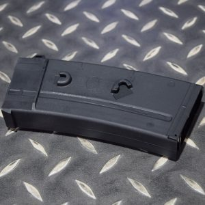 GHK 553 GBB 原廠零件 新版彈匣外殼 黑色非透明 GHK-553-M-02