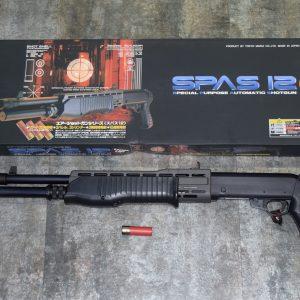 TOKYO MARUI 馬牌 SPAS12 手拉空氣霰彈槍 散彈槍