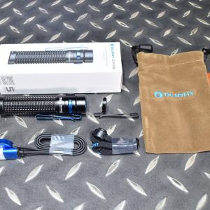 Olight S2R II 1150流明 TIR透鏡 含電池USB充電 高亮度LED 手電筒 OL-34