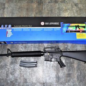 G&G M16 TR16A3 AEG 電動槍  TGR-016-MA3-BBB-NCM