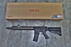 GHK Colt 柯特 Daniel Defense 雙授權 小馬刻字 GHK RIS II FSP GBB 14.5吋