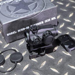 Vector Optics 維特 Maverick 1×22 MIL 快拆內紅點 橡膠保護套 SCRD-38-R23