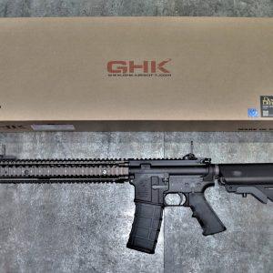 GHK Colt 柯特 Daniel Defense 雙授權 小馬刻字 GHK RIS II GBB 14.5吋