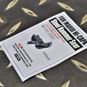 警星 GUARDER MARUI 馬牌 HI-CAPA 4.3/5.1 鋼製擊鎚司牙 CAPA-47