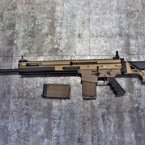 VFC SCAR H SSR MK20 一槍兩匣 瓦斯狙擊步槍 GBB 瓦斯槍