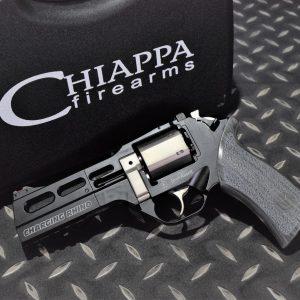 義大利 Chiappa 齊亞帕 授權 犀牛Rhino 50DS CO2 6mm 左輪手槍 黑銀色 限定版 CHIA-RHI-SP-BK