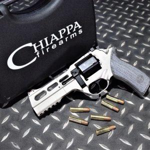 義大利 Chiappa 齊亞帕 授權 犀牛Rhino 50DS 6mm CO2 左輪手槍 銀黑色 限定版