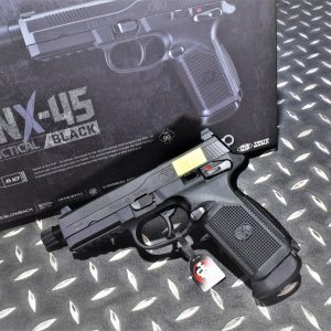 TOKYO MARUI 馬牌 FNX-45 Tactical GBB 手槍 瓦斯槍 黑色