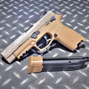 VFC UMAREX 授權 SIG SAUER M17 P320 GBB 手槍 鋼製成槍