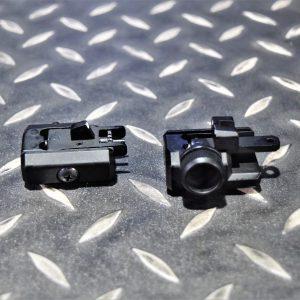 WE 小米七 MP7 戰術 折疊 準星照門組