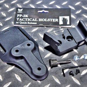 MODIFY PP2000 PP-2K 瓦斯槍 衝鋒槍 戰術快拔槍套 (含腰掛板)