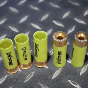 APS M870 拋殼霰彈槍 新版專用彈殼 一組五顆同色 黃色 CAM125-YL