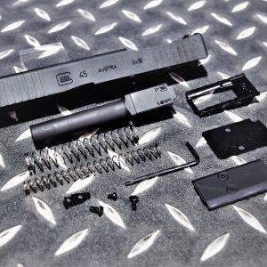 謎版 VFC UMAREX GLOCK G45 MOS GBB 手槍 鋼製滑套 外管組 RMR座  VFC-G45-MOS