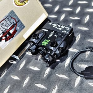 G&P DBAL A2 快拆 紅外線 雷射盒 IR模式 黑色 GP959