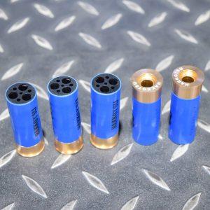 APS CAM MKII CO2 散彈槍 霰彈 三代彈殼 9發彈殼 藍色5入 CAM143-BL