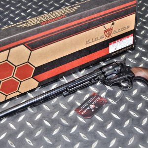 King Arms COLT 柯特 SAA .45 和平製造者 11吋 瓦斯槍 左輪手槍