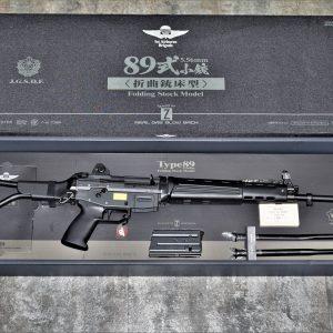 TOKYO MARUI 馬牌 89式 小銃 5.56MM GBB 瓦斯槍 步槍日本自衛隊 摺疊槍托版