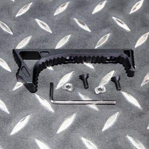CASTELLAN 風格 M-LOK 金屬 手擋 握把 阻手器 黑色 JDT211