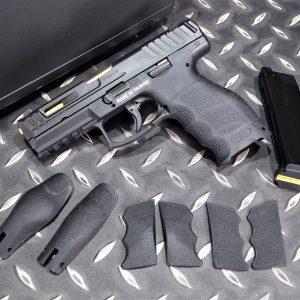 VFC UMAREX HK VP9 全鋼製 GBB 瓦斯手槍 競技版 SA3-VP9-BK83