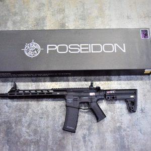POSEIDON 海神 復仇者 Avenger5 AEG 電動槍 長槍 新版 電子扳機 V2 黑色