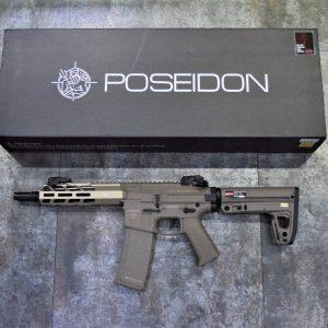 POSEIDON 海神 復仇者 Avenger2 AEG 電動槍 長槍 新版 電子扳機 V2 沙色