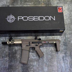 POSEIDON 海神 復仇者 Avenger1 AEG 電動槍 長槍 新版 電子扳機 V2 沙色