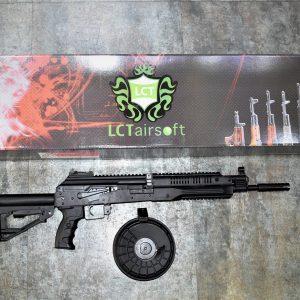 LCT 利成 LCK-16 RPK16 AEG 電動槍 全鋼製 電槍 含彈鼓