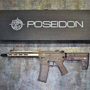 POSEIDON 海神 Triton CQB AEG 全金屬電動槍 新版 電子扳機 V2 沙色