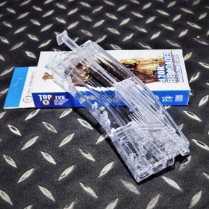 G&G 怪怪 420發 M4彈匣造型 BB槍 填彈器 透明 G-08-100