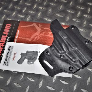 真品 沙法利蘭 SAFARILAND PPQ G19 G17 GLOCK 克拉克手槍 硬殼 隱蔽式 快拔槍套 便衣 警用 547-384-131