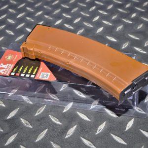 LCT LCK74 130發 AK彈匣 橘色 PK-249