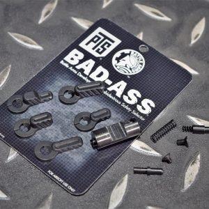 PTS BAD-ASS 鋼製 SST (SA) 射擊選擇鈕 KWA KSC LM4 GBB BA005490307
