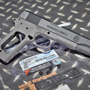 警星 GUARDER MARUI M1911-A1 鋁合金滑套槍身組 M1911-04(S)BK