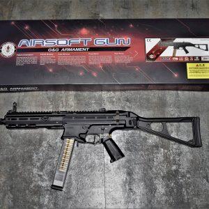 G&G 怪怪 PCC45 UMP .45 ACP 造型 AEG 電動槍 電子扳機