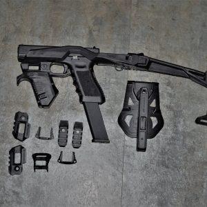 Recover Tactical風格 20/20 GLOCK G17 G18C G19 MG9 衝鋒套件 黑沙灰 三色