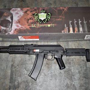 LCT 利成 ZK-104 AEG AK-104 Zenitco 鋼製 電動槍 (AK104/105澤寧特戰術版)