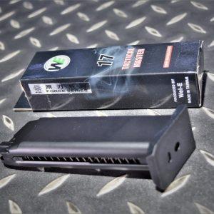 WE WET 變形金剛 GLOCK G17 G18 加大底板 GBB 手槍 瓦斯彈匣