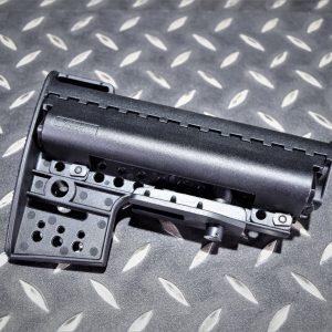 ARES VLTOR樣式 戰術 戰斧托 AEG GBB 槍托 後托 黑色 JDT439-BK