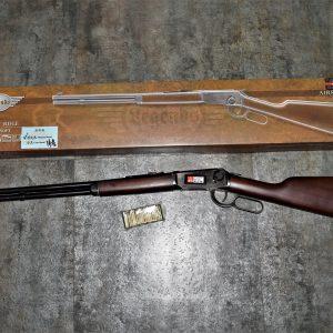 UMAREX M1894 馬槍 胡桃木 原木版 拋殼式 全金屬 實木 CO2槍