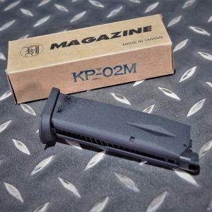 KJ KP-02 P229 手槍 GBB 瓦斯彈匣 KJXGKP02