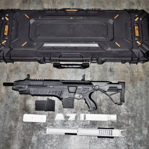 CSI S.T.A.R. XR-5 AEG 超世代 星際大戰 電動槍 一槍兩匣含槍箱 套組 白色